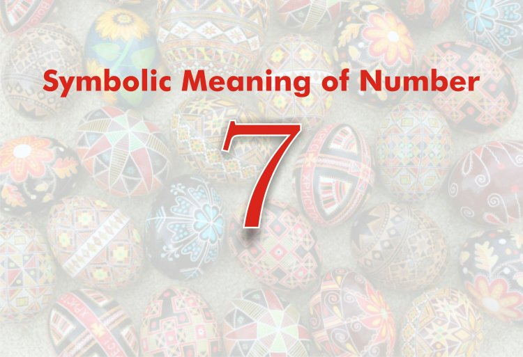Symbolic Meaning Of Number 7 Dig Your Well